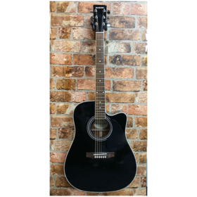 SUZUKI Suzuki SDG35CE BK  electro acoustic guitar