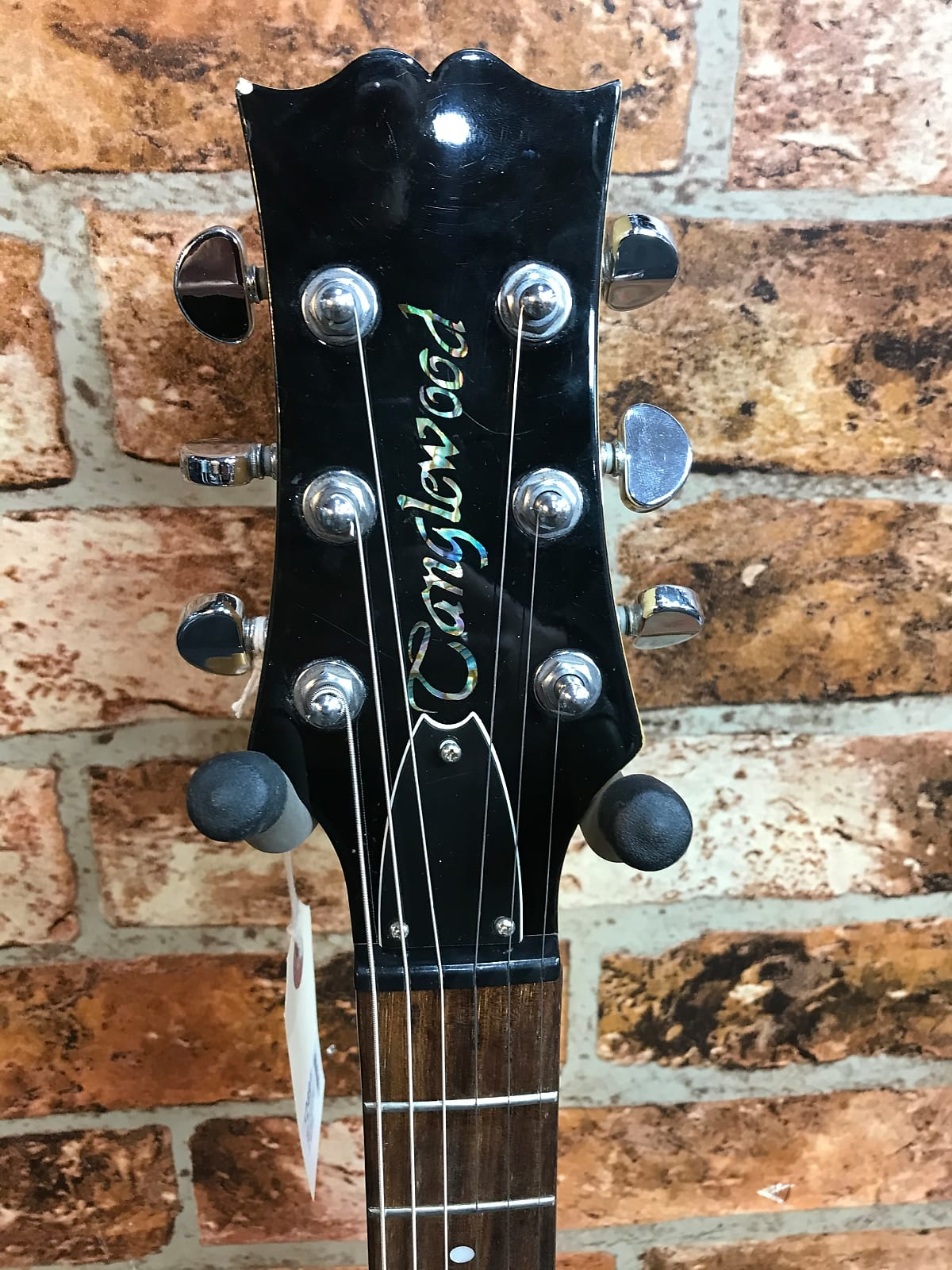 Tanglewood S/H Tanglewood TH502 335 style guitar in Natural