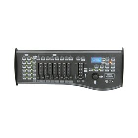 qtx QTX 192 Channel DMX Controller with Joystick
