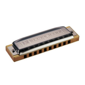 Hohner Blues Harp MS Harmonica, Key of B