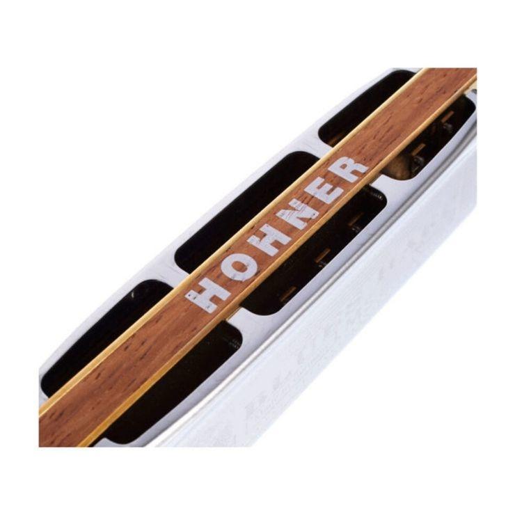 Hohner Blues Harp MS, Key Of F