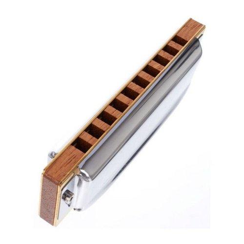 Hohner Blues Harp MS Harmonica, Key Of E