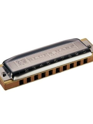 Hohner Blues Harp MS Harmonica, Key Of Bb