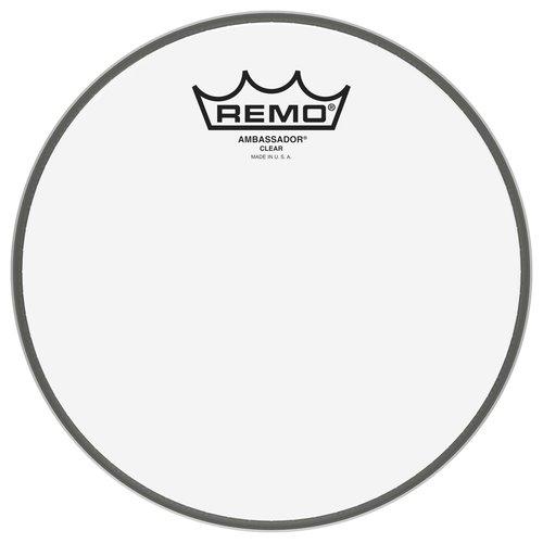 """Remo Remo Ambassador Clear 13"""" Drum Head"""