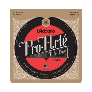 D'addario D'Addario EJ45 Pro Arte Classical Normal Tension Guitar Strings