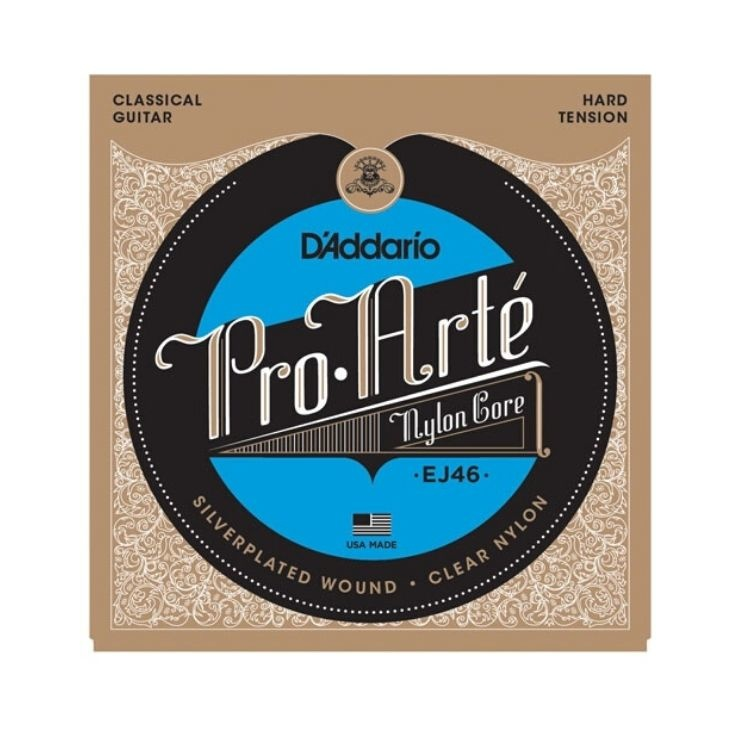 D'addario D'Addario EJ46 Pro Arte Classical Hard Tension Guitar Strings