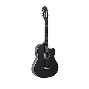 Ortega Ortega RCE125SN Electro Nylon String (Satin Black)