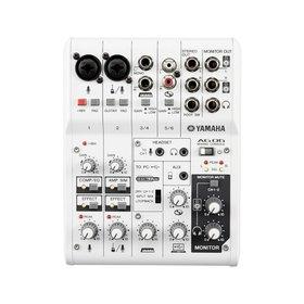 Yamaha Yamaha AG06 6-Channel Hybrid Audio Interface/Mixer