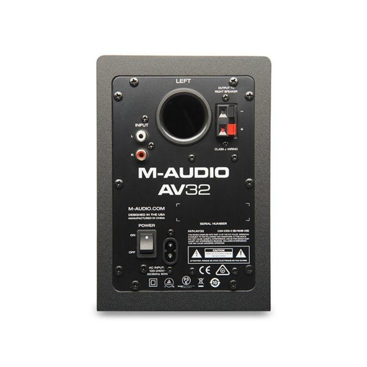 M-Audio M-Audio AV32 Compact Studio Monitors