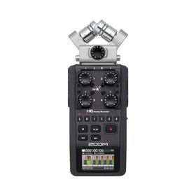 Zoom Zoom H6  6 Channel Handheld Recorder