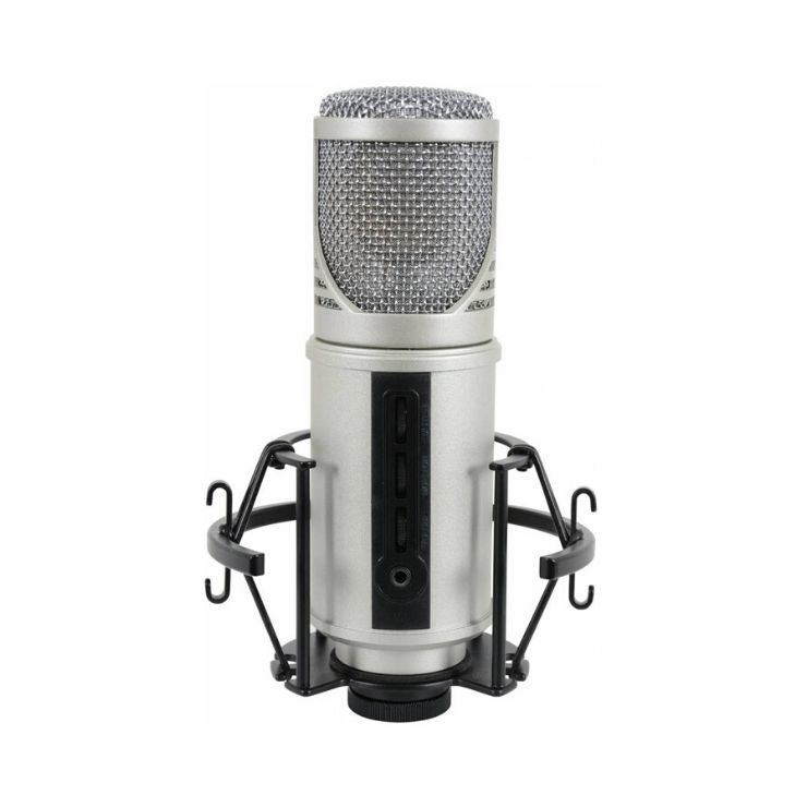 citronic Citronic Studio Microphone with USB Audio Interface