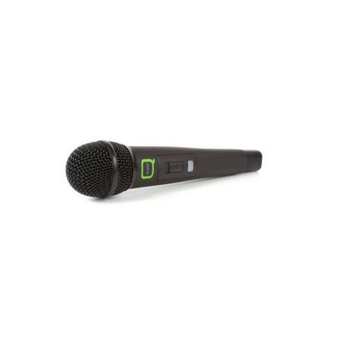 Q Mic Q Audio QWM 1932 V2 HH + BP Wireless Microphone Set