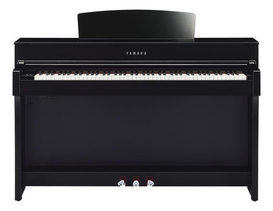 Yamaha CLP-645 Clavinova Digital Piano (Polished Ebony)