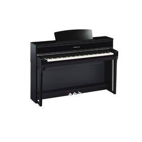 Yamaha Yamaha CLP-675 PE Clavinova Digital Piano (Polished Ebony)