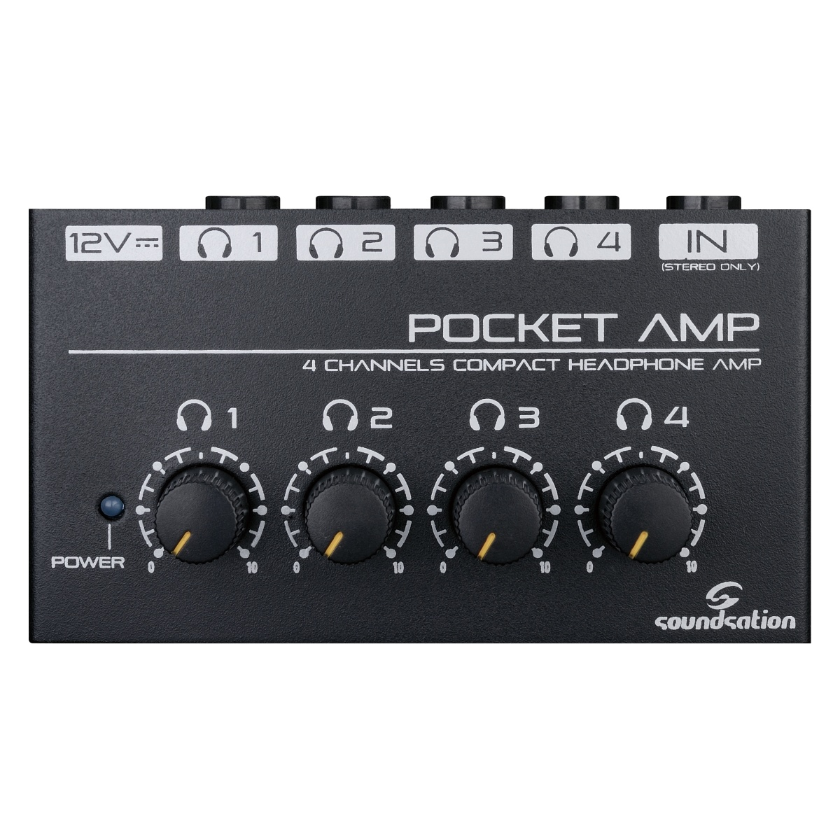 Soundsation Pocket Amp Mini Headphone Amplifier