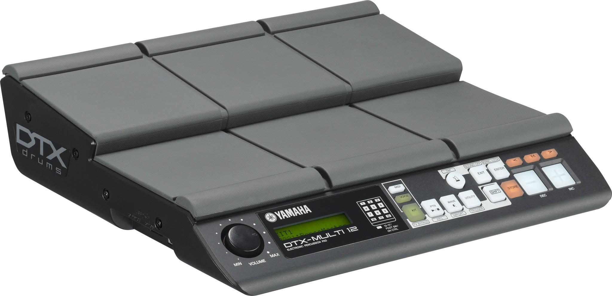 Yamaha Yamaha DTX M12 drum pad Ex demo special