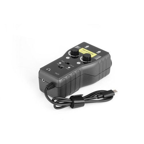 Saramonic SMARTRIG+ UC  2-CH Interface, I-XLR, 6.3mm, TRS O-USB-C