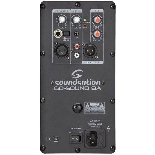 Soundsation Soundsation GO-SOUND 8A Active Speaker 320w