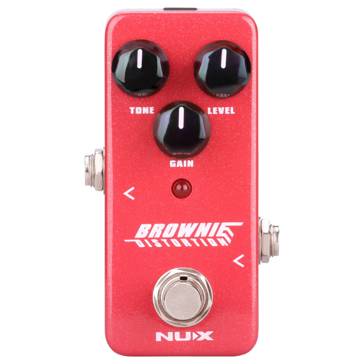 NUX NUX Brownie Distortion Pedal NDS-2