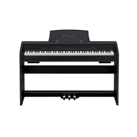 Casio PX760 Black digital piano Display Model