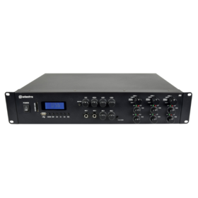 A6 - Adastra 6 channel amp with 3 zones