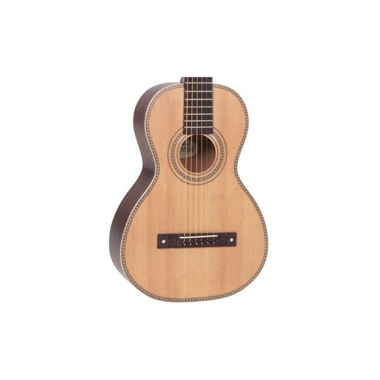 VINTAGE Vintage VTR800 Viator Paul Brett Travel Guitar (Bag Included)