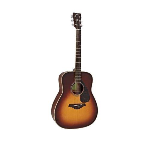 Yamaha Yamaha FG820 Brown Sunburst Acoustic