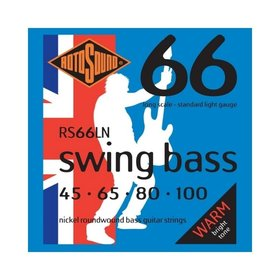 Rotosound Rotosound RS66LN Swing Bass Nickel Roundwound Bass Guitar Strings