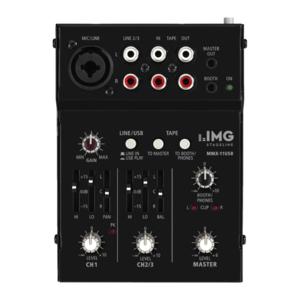 MMX-11USB USB audio interfacve/ mixer