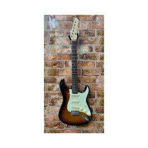 Revelation Revelation RTS 62 3 Tone Sunburst Electric Guitar