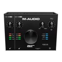 AIR192X6 USB Audio MIDI
