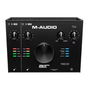 M Audio AIR192X6 USB Audio MIDI