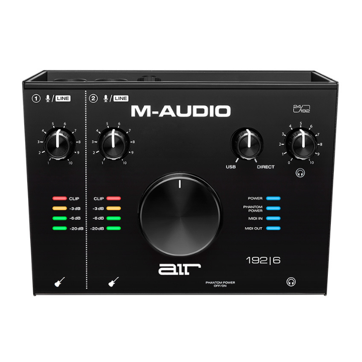 M Audio Air192 6  M-Audio AIR192X6 USB Audio MIDI