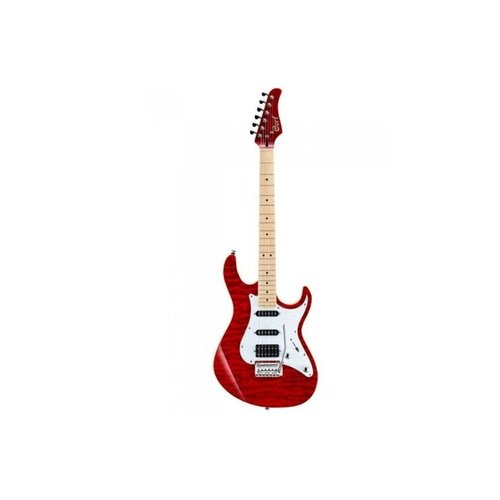 Cort Cort G250DX Trans Red Electric Guitar