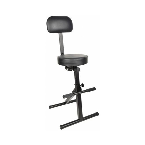 Chord Musicians Seat For Guitarists And Keyboard Players