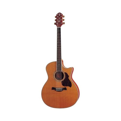 Crafter GAE-7/N Grand Auditorium Electro Acoustic Guitar