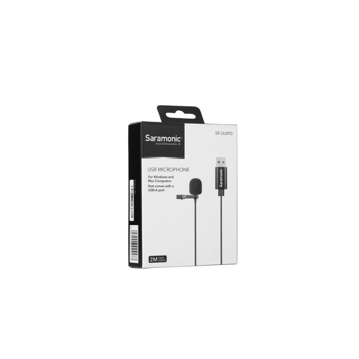 Saramonic Saramonic SR-ULM10 USB Lavalier Microphone