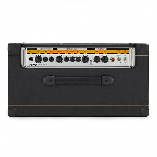 Orange Orange Crush Pro CR60 Combo, Black