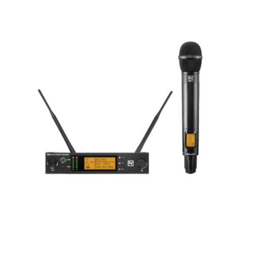 Wireless Radio Microphones