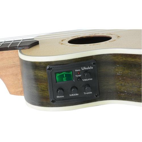 Chord Salamander Electro-acoustic Concert Ukuleles