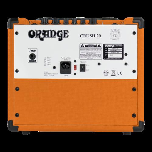 Orange Orange Crush 20 Combo