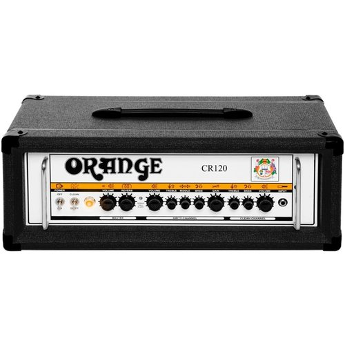 Orange Orange Crush Pro CR120 Head, Black