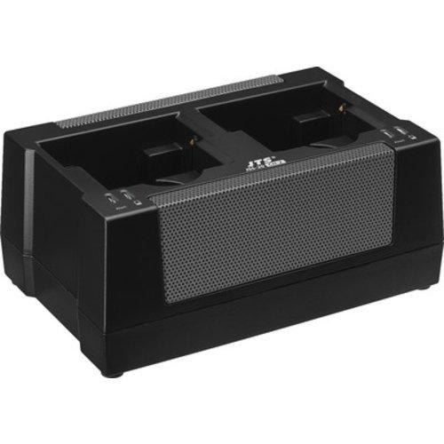 JTS G3CH-2 2 Slot charger station for  JTS mics / beltpacks