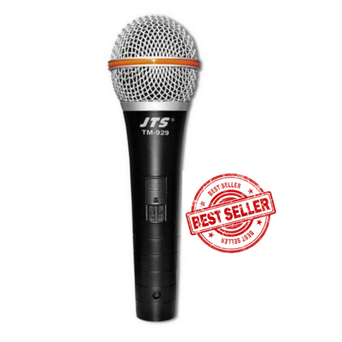 JTS JTS TM-929 Vocal Performance Microphone (with carry pouch)