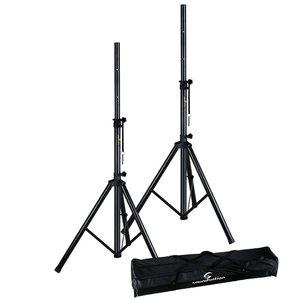 Soundsation Soundsation SPST-SET80-BK Speaker stands with Bag