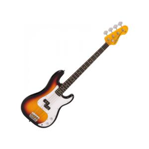 VINTAGE Vintage V4SB Reissued Bass (Sunburst) Re-Issued