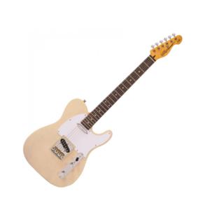 VINTAGE Vintage V62 Electric Guitar - Ash Blonde Display Model