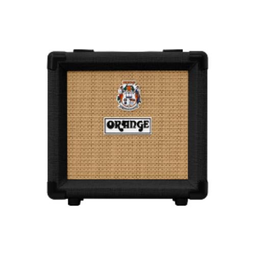 Orange Orange PPC108 1 x 8″ Closed Back Cabinet, Black