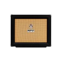 Orange PPC112 1×12″ Closed Back Cabinet, Black