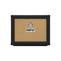 "Orange PPC212OB 2×12"" Open Back Cabinet, Black"